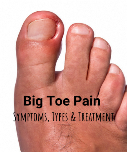 Big Toe Pain