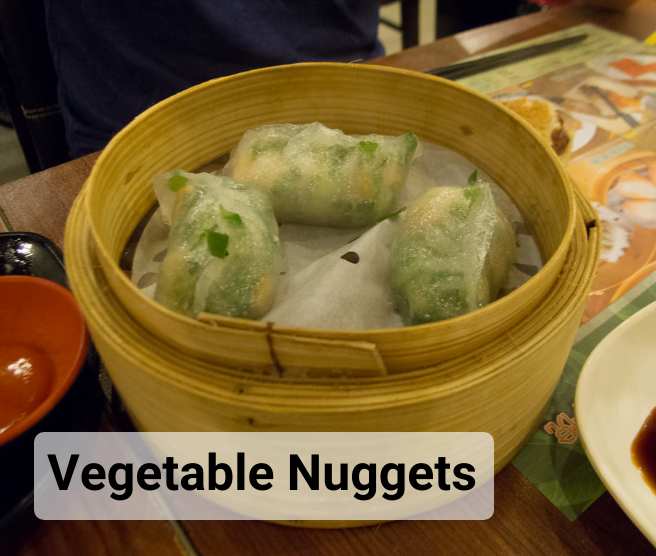 Vegetable Dimsum