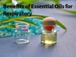 Benefits of Essential Oils for Respiratory
