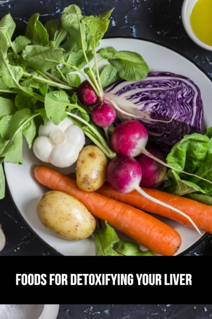 Foods for Detoxifying Your Liver